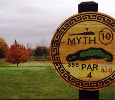 Myth Golf & Banquet, Regulation Course,Oakland, Michigan,  - Golf Course Photo