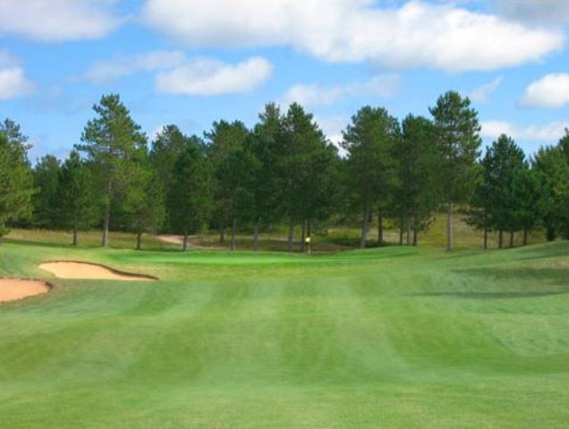 NMU Golf Course,Marquette, Michigan,  - Golf Course Photo