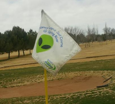 Nancy Lopez Golf Course at Spring River, Roswell, New Mexico,  - Golf Course Photo