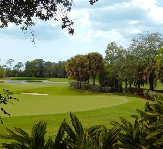 Naples Grande Golf Club, Naples, Florida,  - Golf Course Photo