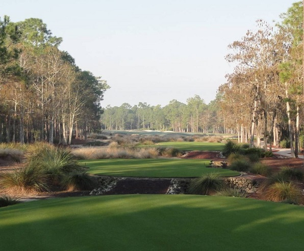 Naples National Golf Club, Naples, Florida,  - Golf Course Photo