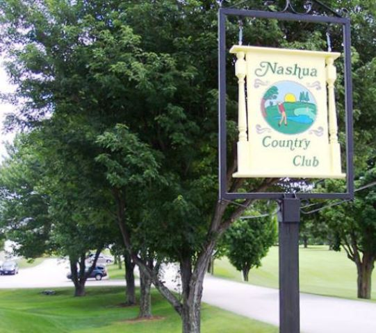 Nashua Country Club,Nashua, New Hampshire,  - Golf Course Photo