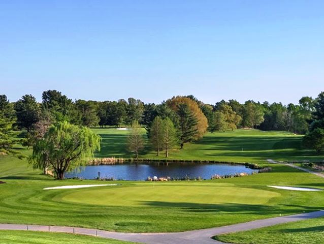 Golf Course Photo, Needwood Golf Course, Main Course, Derwood, 20855