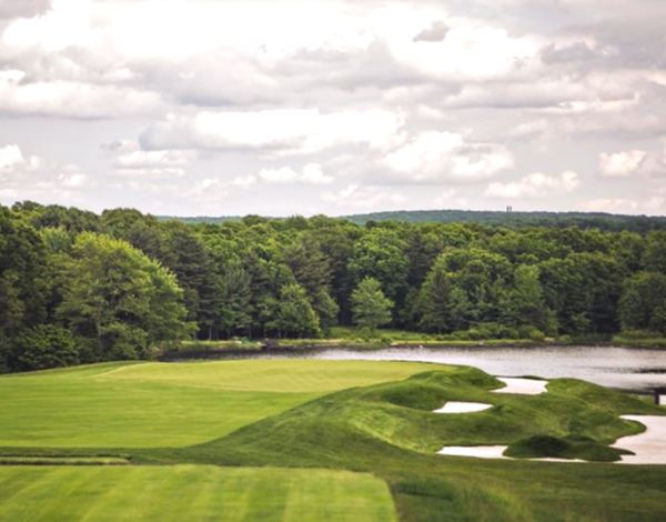 Golf Course Photo, Nemacolin Woodlands Resort, Shepherds Rock Golf Course, Farmington, Pennsylvania, 15437