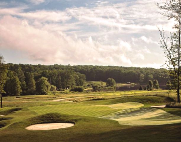 Nemacolin Woodlands Resort, Shepherds Rock Golf Course