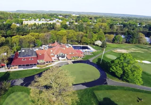 New Haven Country Club,Hamden, Connecticut,  - Golf Course Photo
