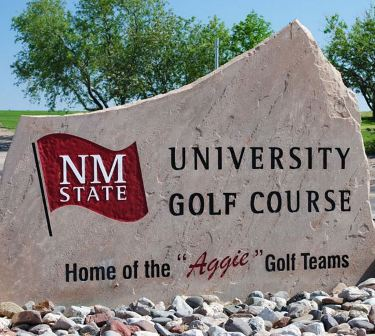 Golf Course Photo, New Mexico State University Golf Course, Las Cruces, 88003
