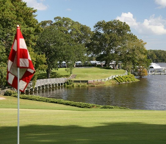 New Bern Golf & Country Club, New Bern, North Carolina,  - Golf Course Photo