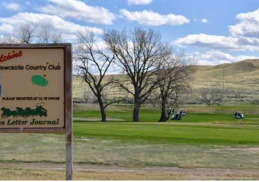 Golf Course Photo, Newcastle Country Club, Newcastle, Wyoming, 82701