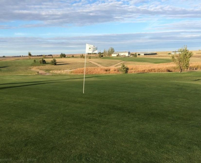 Newell Golf Course, Newell, South Dakota,  - Golf Course Photo