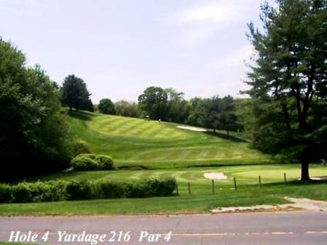 Newtown Country Club, Newtown, Connecticut, 06470 - Golf Course Photo
