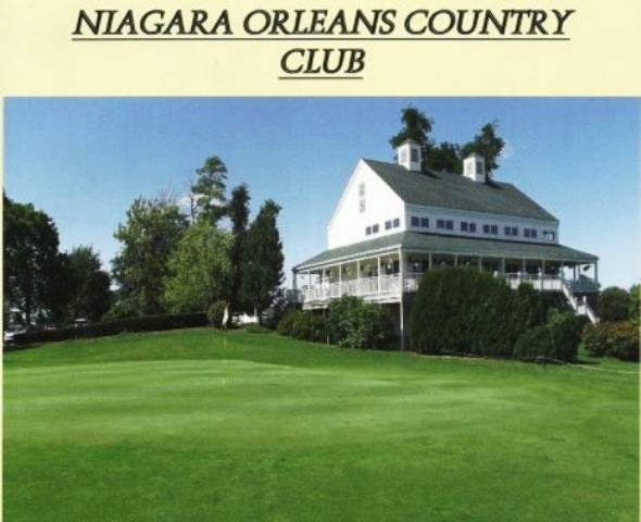 Niagara Orleans Country Club, Gasport, New York,  - Golf Course Photo