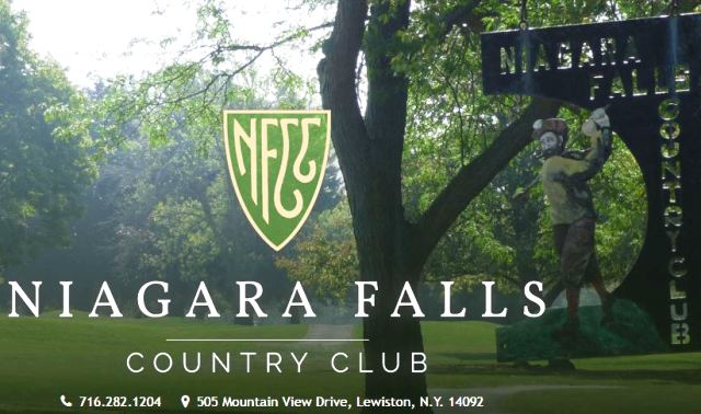 Niagara Falls Country Club,Lewiston, New York,  - Golf Course Photo