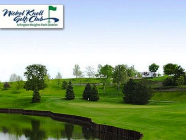Golf Course Photo, Nickol Knoll Golf Club, Par 3, Arlington Heights, 60004