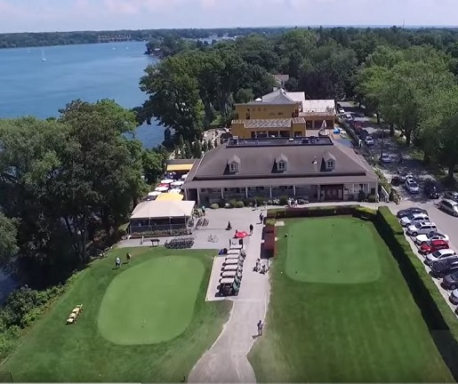 Niagara Golf Club, Niagara On The Lake, Ontario,  - Golf Course Photo