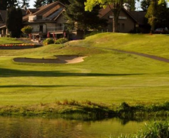 Nile Shrine Golf Course,Mountlake Terrace, Washington,  - Golf Course Photo
