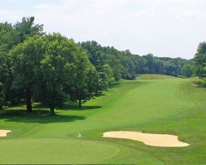 Golf Course Photo, Norbeck Country Club, Rockville, 20853
