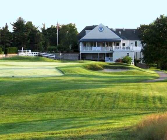 Golf Course Photo, Norfolk Golf Club, Westwood, Massachusetts, 02090