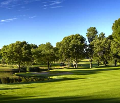 Des Moines Golf & Country Club, North Course,West Des Moines, Iowa,  - Golf Course Photo