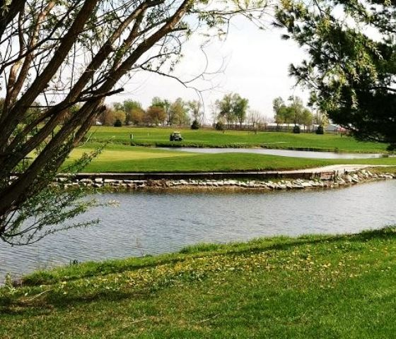 North Greens Golf Course,Atlanta, Illinois,  - Golf Course Photo