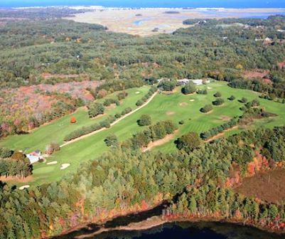 North Hill Country Club, Duxbury, Massachusetts, 02332 - Golf Course Photo