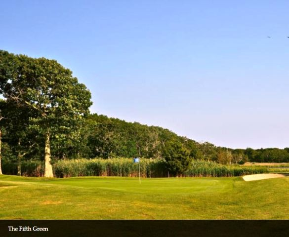 North Fork Country Club, Cutchogue, New York,  - Golf Course Photo