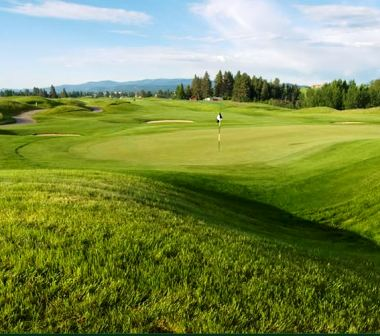 Golf Course Photo, Northern Pines Golf Club, Kalispell, 59901