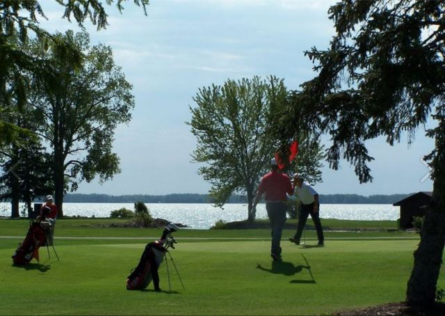 Northmoor Golf On The Lake,Celina, Ohio,  - Golf Course Photo