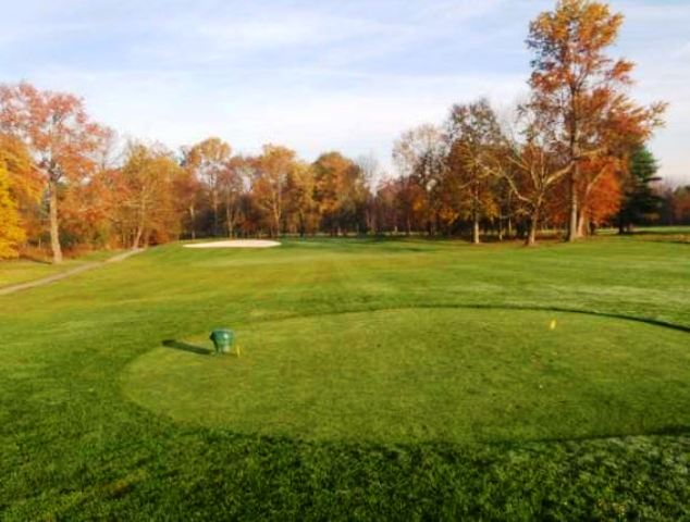 Northwest Park Golf Course, Inside Nine,Wheaton, Maryland,  - Golf Course Photo