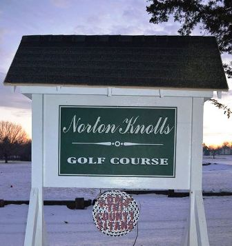 Norton Knolls Golf Course,Oakland, Illinois,  - Golf Course Photo