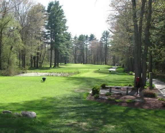 Golf Course Photo, Norton Country Club | Norton Golf Course, Norton, Massachusetts, 02766