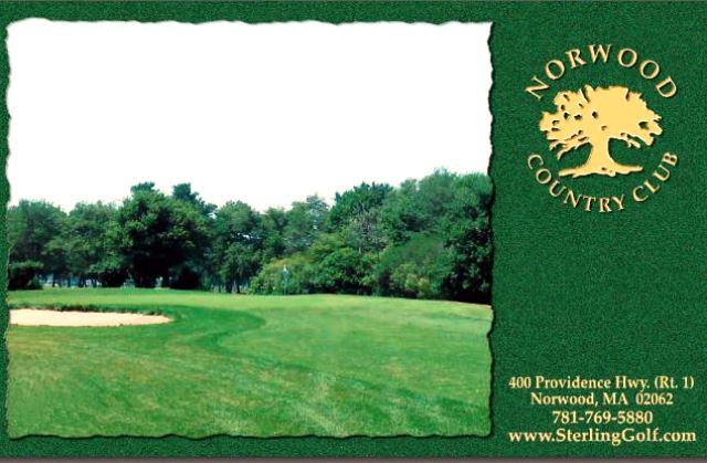 Norwood Country Club | Norwood Golf Course, Norwood, Massachusetts,  - Golf Course Photo