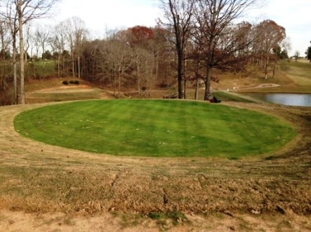 Oak Hills Golf Course,Greenbrier, Tennessee,  - Golf Course Photo