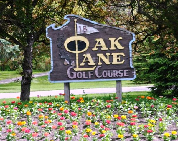 Oak Lane Golf Course, Webberville, Michigan, 48892 - Golf Course Photo
