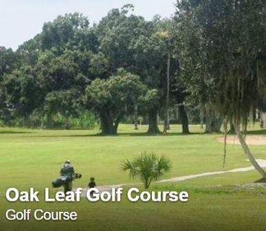 Golf Course Photo, Oak Leaf Golf Course, Okeechobee, 34972