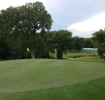 Oak Park Golf & Recreation, Dayton Golf & Country Club,Dayton, Iowa,  - Golf Course Photo