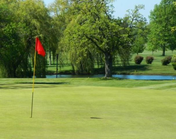 Oak Springs Golf Course,Saint Anne, Illinois,  - Golf Course Photo