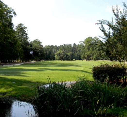 Golf Course Photo, Oak Knoll Country Club | Oak Knoll Golf Course, Hammond, Louisiana, 70401