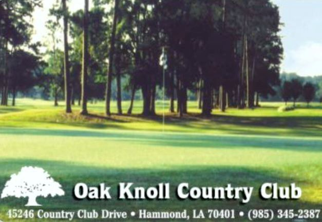 Oak Knoll Country Club | Oak Knoll Golf Course