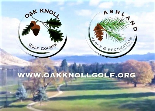 Golf Course Photo, Oak Knoll Golf Course, Ashland, Oregon, 97520