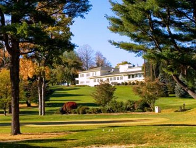 Oakley Country Club,Watertown, Massachusetts,  - Golf Course Photo