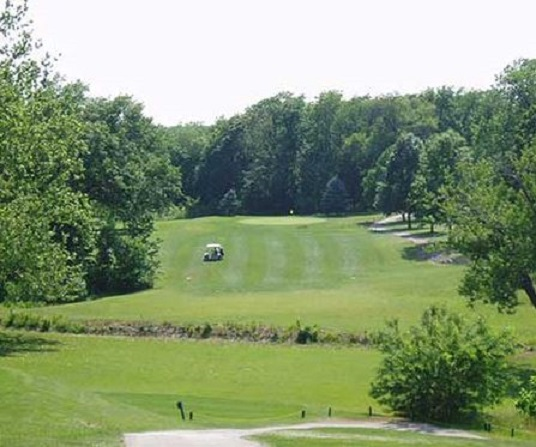 Golf Course Photo, Oaks Golf Course, Springfield, Illinois, 62707
