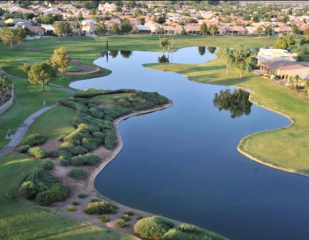Oakwood Country Club,Sun Lakes, Arizona,  - Golf Course Photo