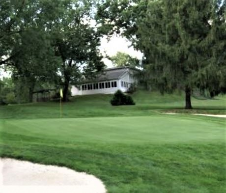Golf Course Photo, Oakwood Country Club, North Canton, 44721