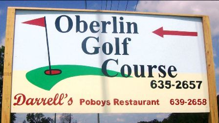 Oberlin Golf Course,Oberlin, Louisiana,  - Golf Course Photo