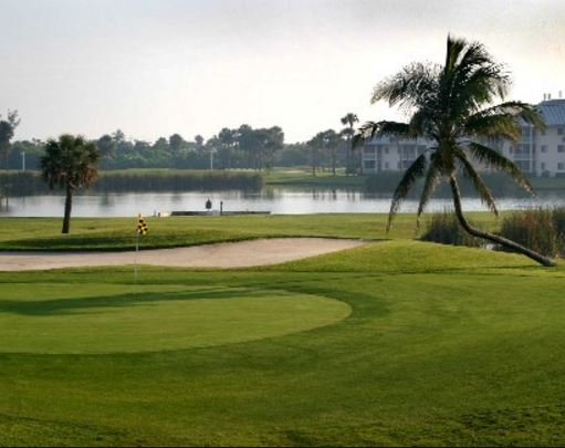 Ocean Club Golf Course at Hutchinson Island Marriott,Stuart, Florida,  - Golf Course Photo
