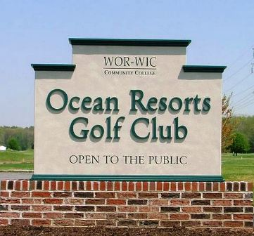 Ocean Resorts Golf Club, Berlin, Maryland, 21811 - Golf Course Photo