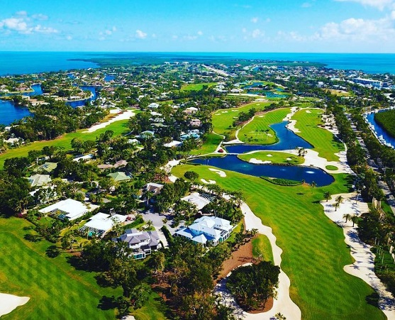 Ocean Reef Club, The Hammock Golf Course, Key Largo, Florida,  - Golf Course Photo