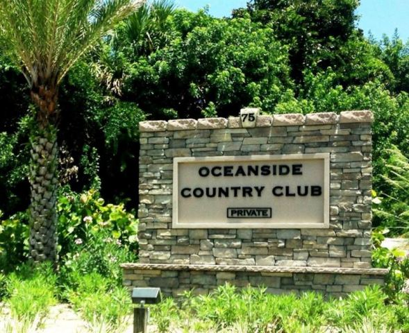 Oceanside Golf & Country Club,Ormond Beach, Florida,  - Golf Course Photo