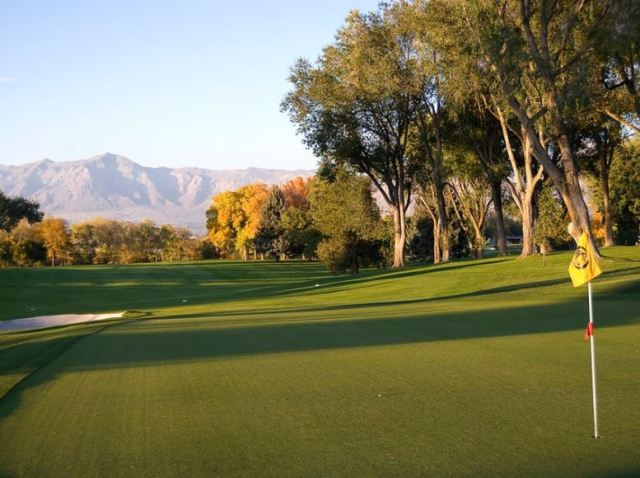 Golf Course Photo, Ogden Golf & Country Club, Ogden, Utah, 84403